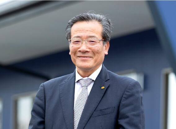 代表取締役社長 高橋 勇治