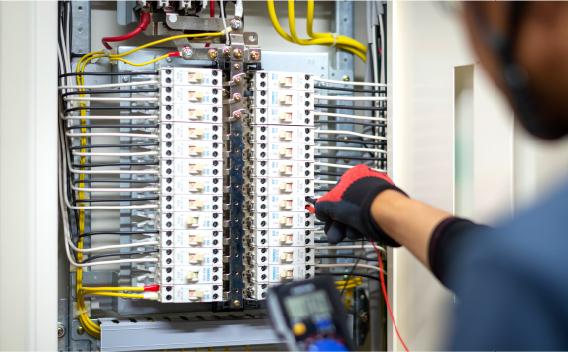 電気工事のイメージ