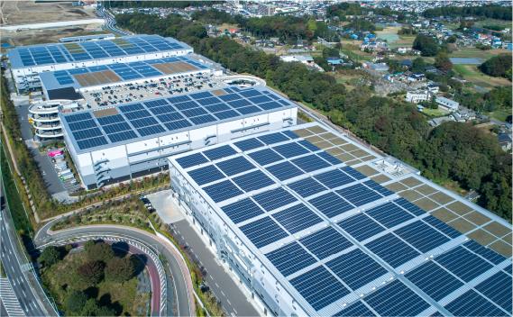 自家消費型太陽光発電・PPA事業のイメージ