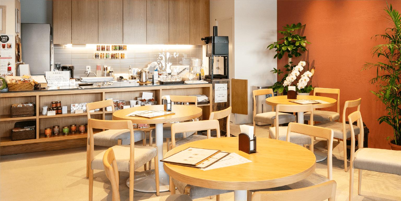 オーガニックカフェ ナゴミナチュルア 宮崎・陽だまり