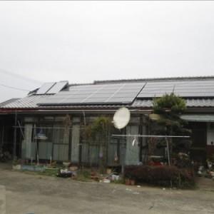 太陽光発電施工例[4]