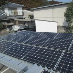 太陽光発電施工例[1]