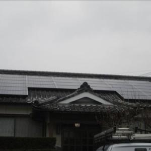 太陽光発電施工例[2]