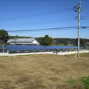 太陽光発電施工例[3]