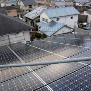 太陽光発電施工例[6]