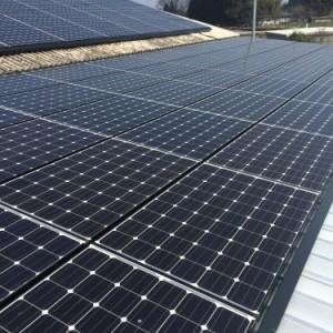 太陽光発電施工例[7]