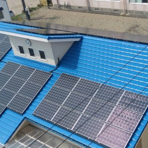 太陽光発電施工例[8]