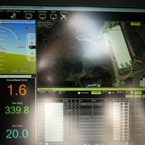 ドローンによる太陽光発電設備の検査
