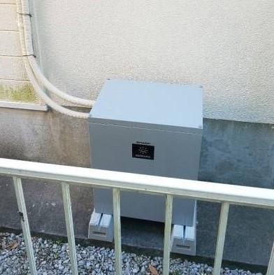 蓄電池の画像
