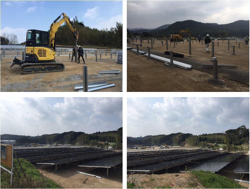 鹿児島県阿久根市 D社様 施工事例の写真